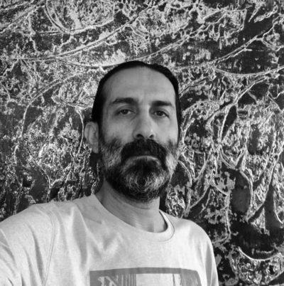 Fereydoon Omidi is an Iranian painter and calligrapher sholeh-abghari-art-gallery-marbella