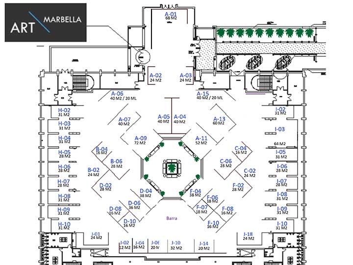 art fair marbella 2019 sholeh abghari