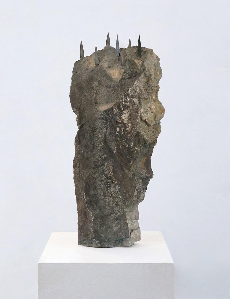 Farzane Vaziritabar Contemporary Modern Artist at sholeh abghari art gallery marbella