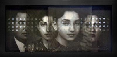Samira-Alikhanzadeh-Iranian-painter-at-sholeh-abghari-art-gallery-marbella