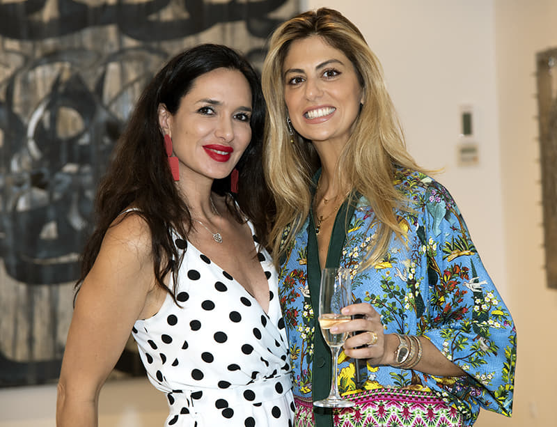 sholeh abghari art gallery in Marbella contemporary art from the middle east