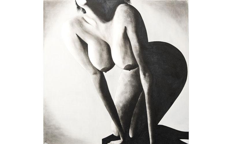 art gallery marbella Sholeh Abghari erotika exhibition Soozan Shahab