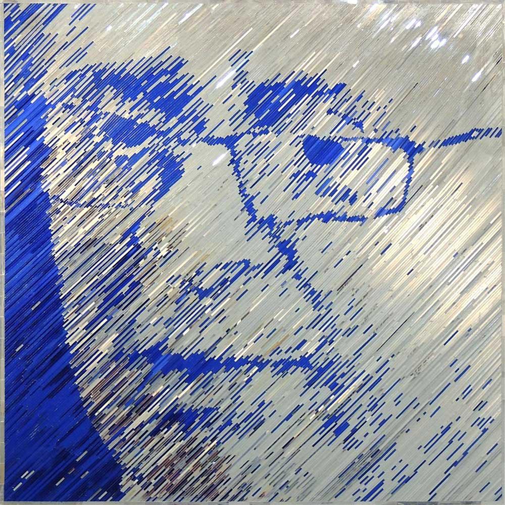 marbella art gallery Sholeh Abghari Contemporary Artist, Daniel Mehdi Nabavi