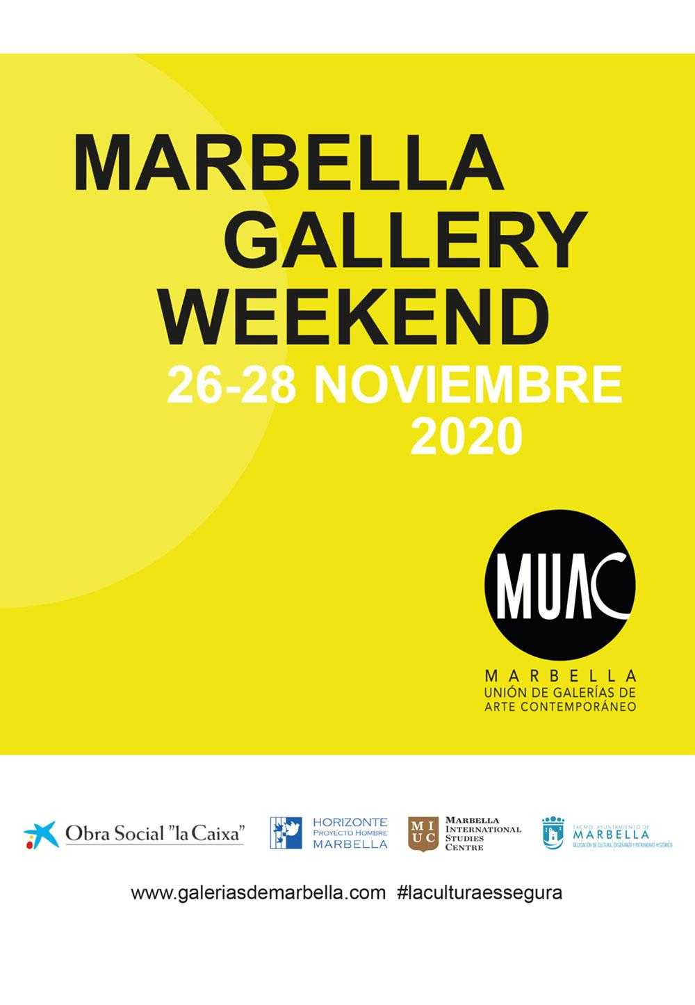 Se constituye la MUAC, la Unión de Galerías de Arte Contemporáneo de Marbella - Al Sol de la Costa