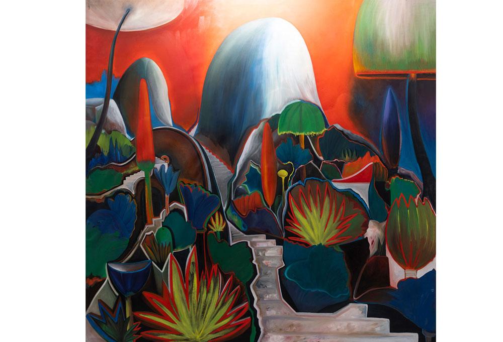 marbella art fair 2020 sholeh abghari exhibition