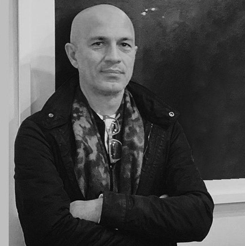 Contemporary Artist Afshin Shahidi sholeh abghari art gallery marbella
