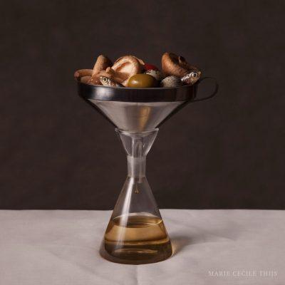 Contemporary Artist marie cecile thijs sholeh abghari art gallery marbella