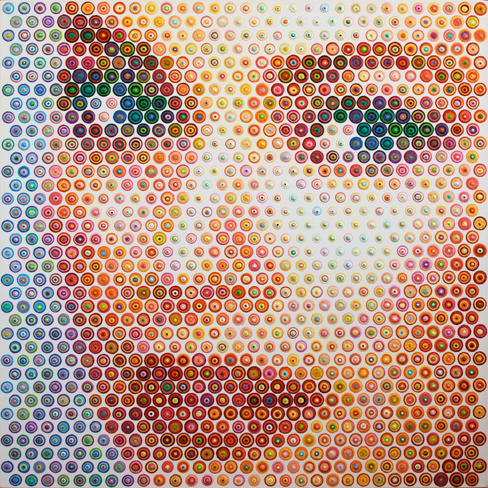 gavin rain GPR17195-Not-Entirely-Grace120x120 sholeh abghari art gallery marbella