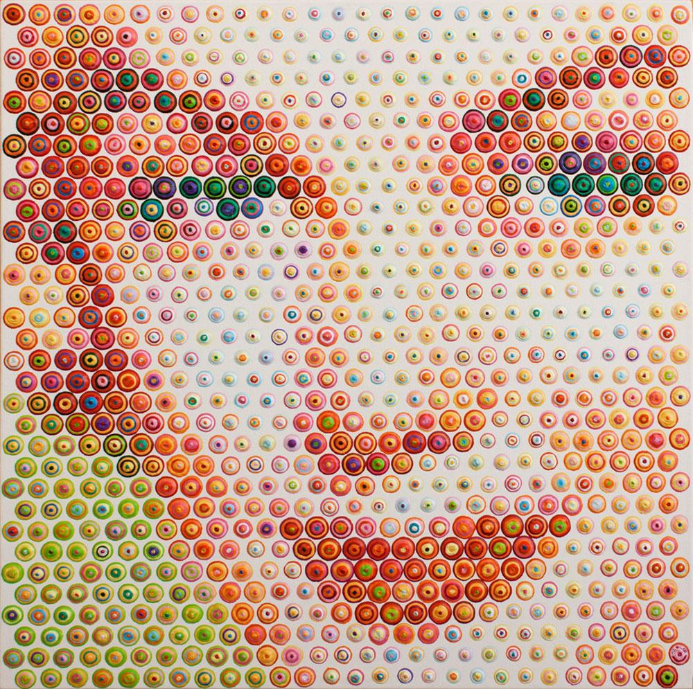gavin rain GPR18033-Marilyn-Range-4-75x75- sholeh abghari art gallery marbella