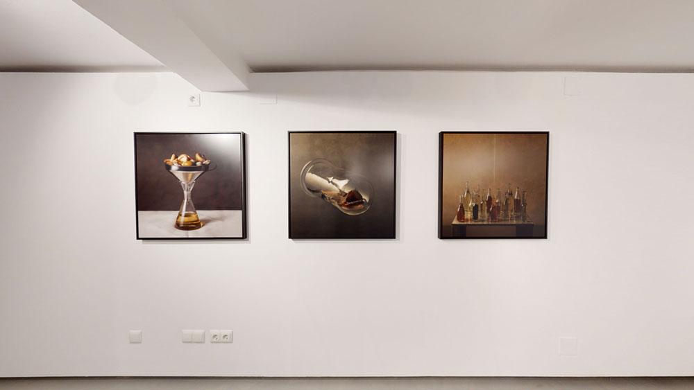 sholeh abghari summer group show art gallery marbella 2021